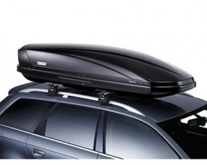 Roof Boxes - regular and foldables