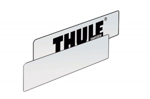Thule Placa de matrícula 9762