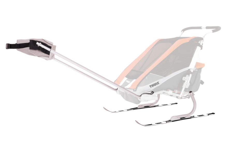 thule cross country ski kit